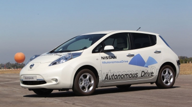 A Nissan már a jövőben van