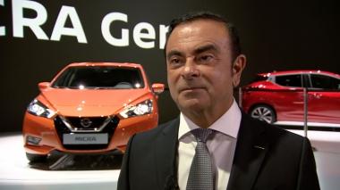 Rekordévre számít jövőre a Nissan