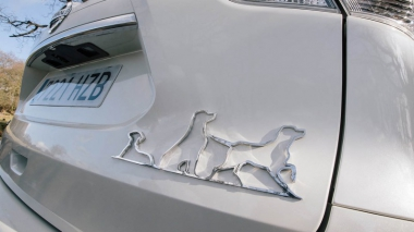 Kutyaparadicsom - íme, a Nissan X-Trail 4Dogs tanulmány