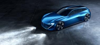 Formás kupét villantott a Peugeot