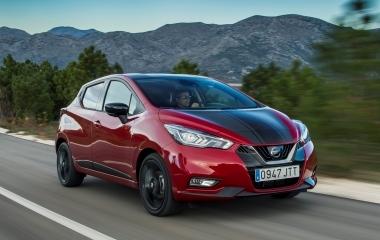 Megérkezett az új Nissan Micra