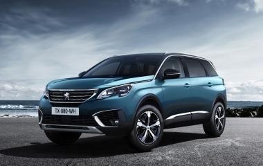 Már kapható a Peugeot 5008 SUV